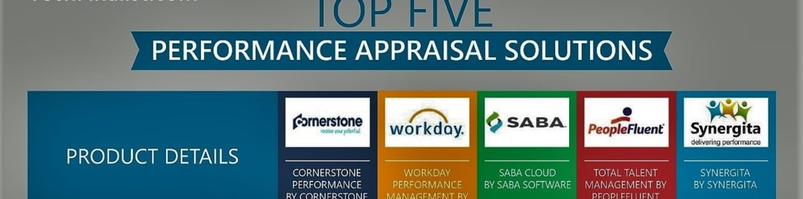 Top 5 Robust Performance Appraisal Solutions