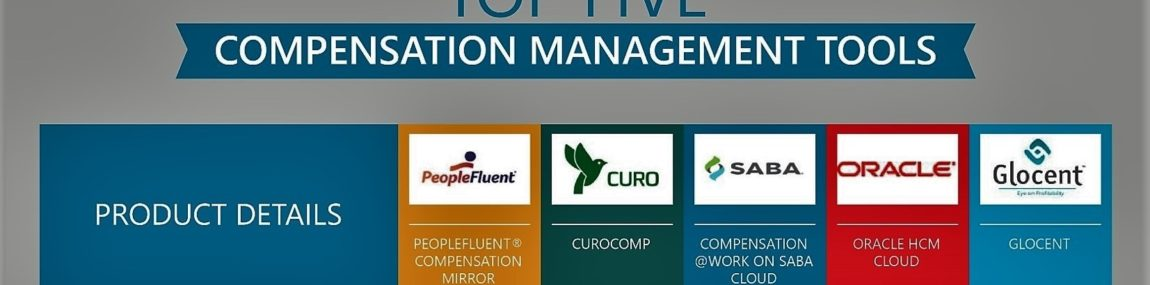 Top 5 Robust Compensation Management Tools