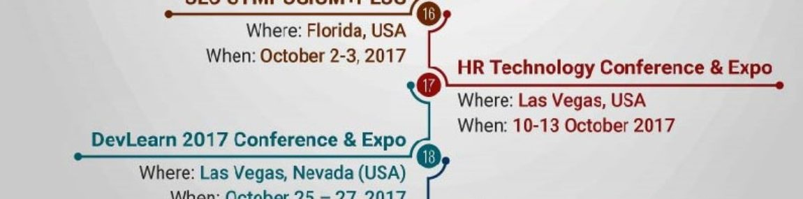 20 Must-attend HR Conferences in 2017