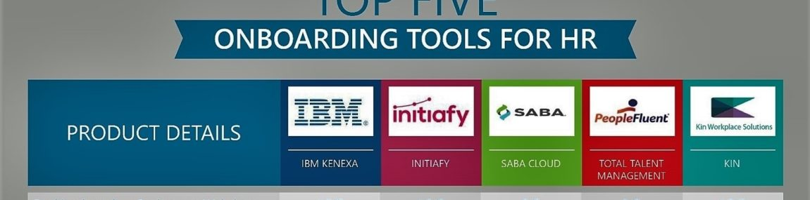 Top 5 Robust Onboarding Tools for HR